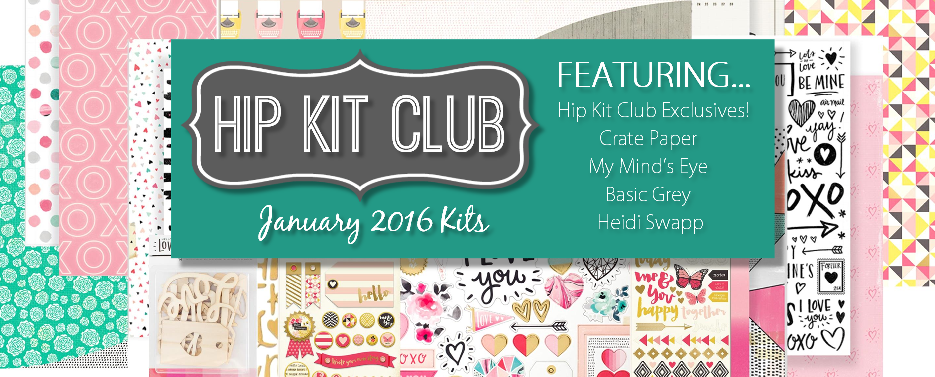 January 2016 Hip Kit