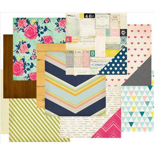 Picture of September 2013 Paper Kit
