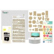 Picture of December 2013 Embellishment Kit
