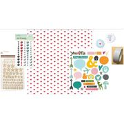 Picture of  January 2014 Embellishment Kit