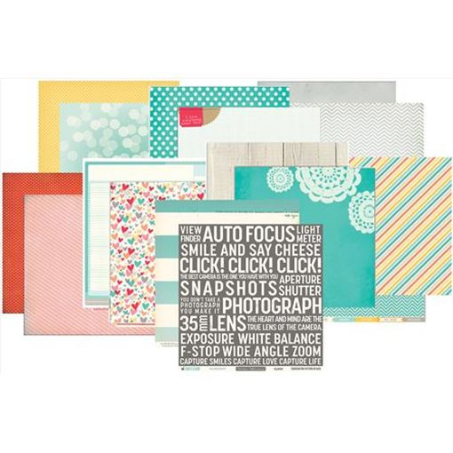 Picture of  February 2014 Paper Kit