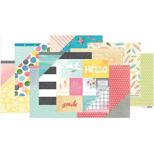 Picture of   March 2014 Paper Kit