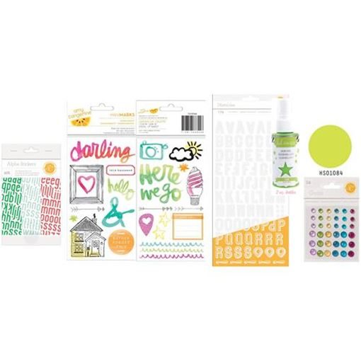 Picture of   April 2014 Color Kit
