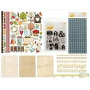 Picture of September 2012 Embellishment Kit