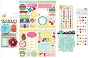 Picture of August 2013 Embellishment Kit