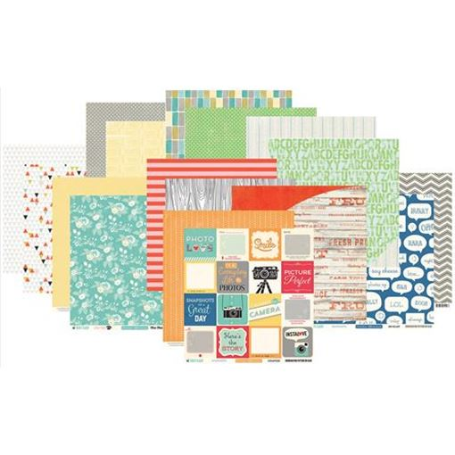 Picture of    July 2014 Paper Kit