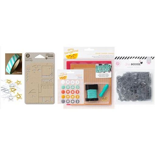 Picture of      December 2014 Embellishment Kit