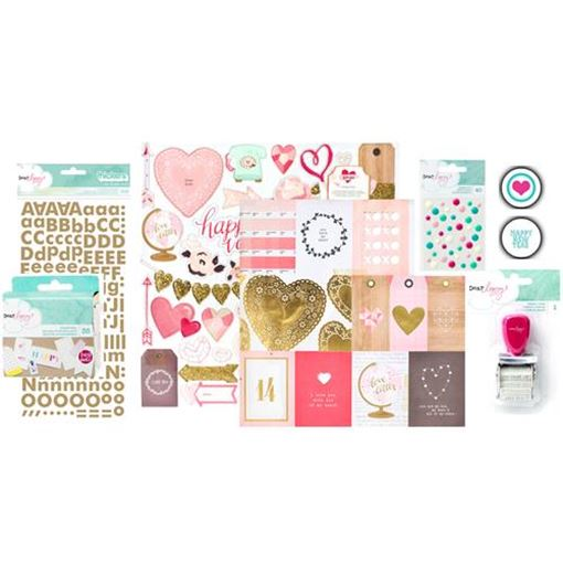 Picture of       January 2015 Embellishment Kit