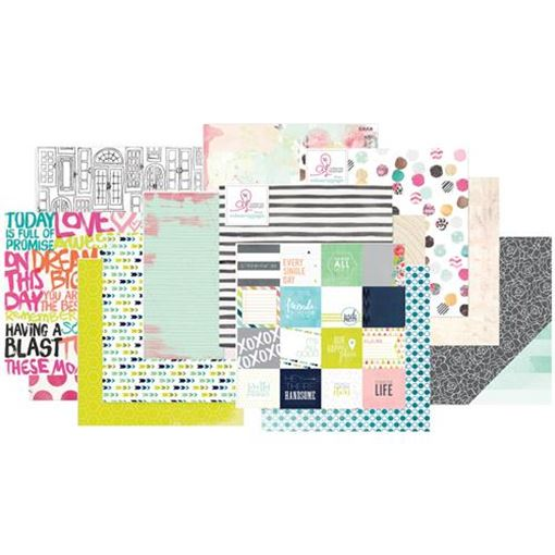 Picture of       February 2015 Paper Kit