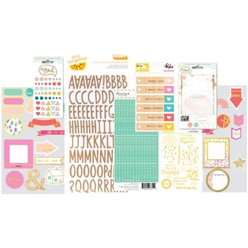 Picture of        March 2015 Embellishment Kit