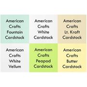 Picture of        April 2015 Cardstock Kit