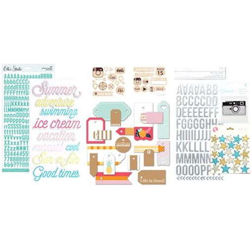 Picture of         June 2015 Embellishment Kit