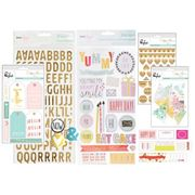 Picture of         August 2015 Embellishment Kit
