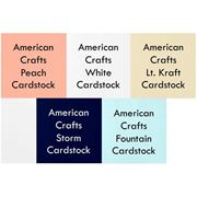 Picture of          October 2015 Cardstock Kit