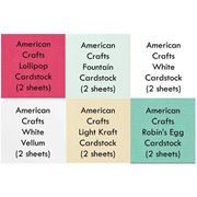 Picture of          November 2015 Cardstock Kit