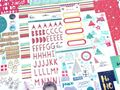 December Documented 2015 Daily Scrapbook Kit