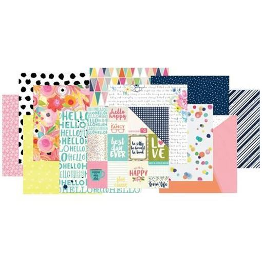 May 2016 Paper Scrapbook Kit