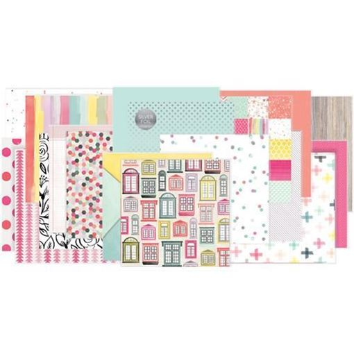 December 2016 Paper Scrapbook Kit