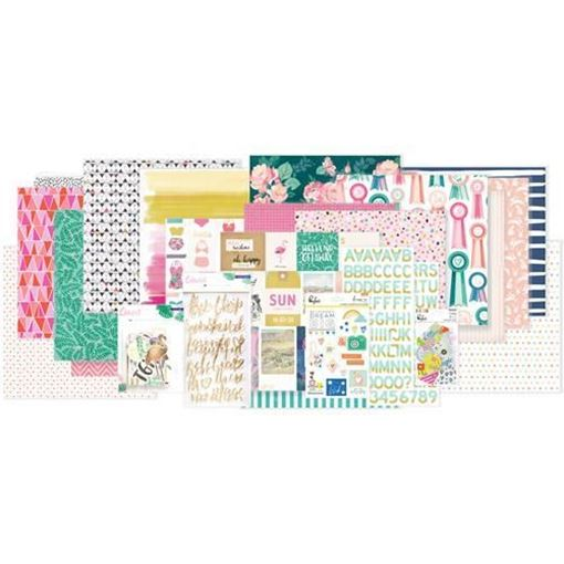 April 2017 - Main Scrapbook Kit