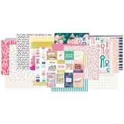 April 2017 - Paper Scrapbook Kit