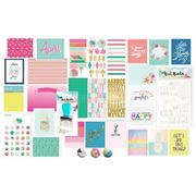 April 2017 - Project Life Scrapbook Kit