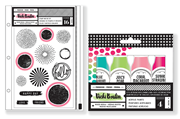 May 2018 Hip Kit Club Color Scrapbook Kit