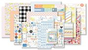 June 2018 Hip Kit Club Main Scrapbook Kit