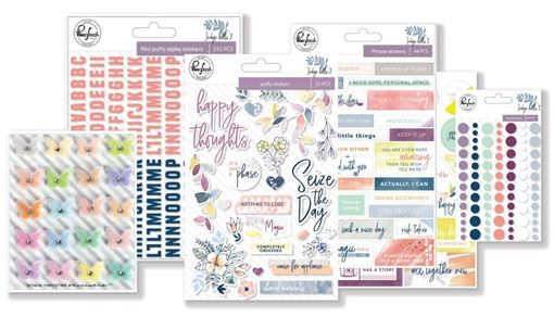 September 2018 Hip Kit Club Project Life Scrapbooking Kit