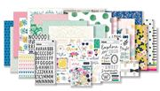 March 2019 Hip Kit Club Main Scrapbook Kit