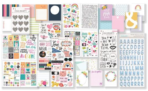 May 2019 Hip Kit Club Pocket Life Scrapbook Kit