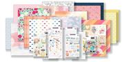 July 2019 Hip Kit Club Main Scrapbook Kit