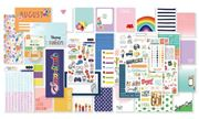 August 2020 Hip Kit Club Pocket Life Scrapbook Kit