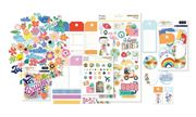 August 2020 Hip Kit Club Embellishment Scrapbook Kit