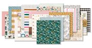 September 2020 Hip Kit Club Paper Scrapbook Kit